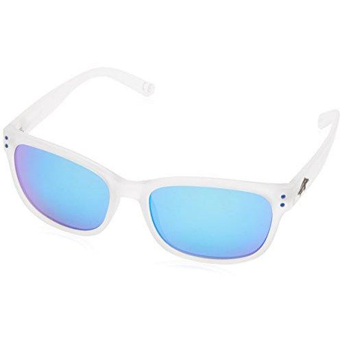 Anarchy Men'S Vert Wayfarer, Crystal Forest, 55 Mm