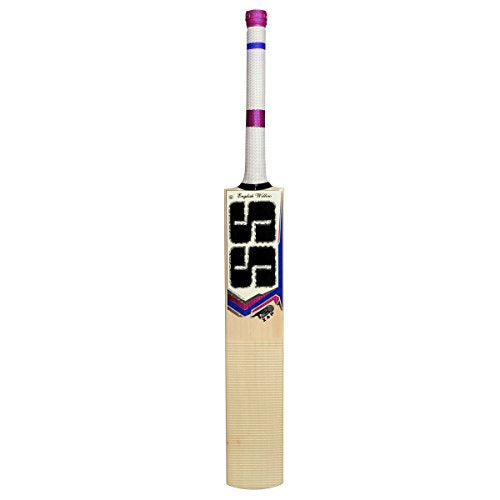 SS T20 ZAP English Willow Cricket Bat (Free Extra SS Grip included), 2019 Edition