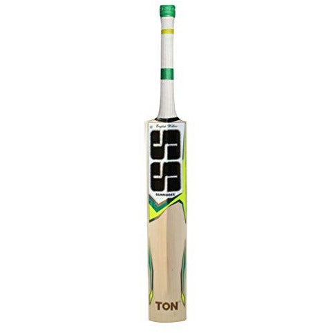 SS T20 Storm English Willow Premium Cricket Bat (Free Extra GM Grip, Anti scuff Sheet & Bat Cover Included) 2018 Edition