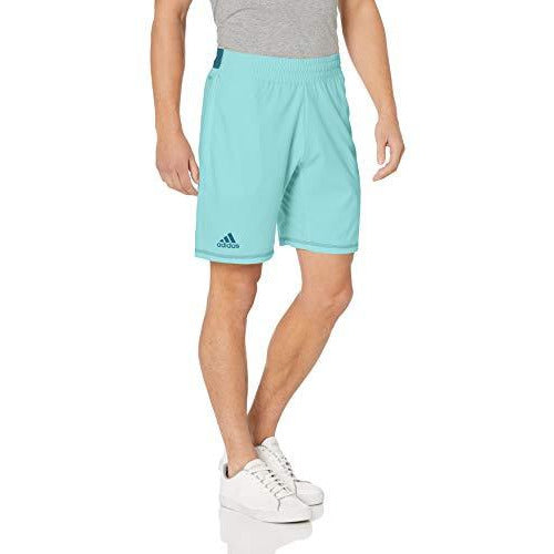 "adidas Men's Parley 9"" Shorts, Blue Spirit, XX-Large"