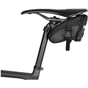 Topeak Tc2260B Aero Wedge Pack With Strap Mount, Small