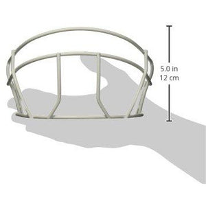 Rawlings Sporting Goods Junior Baseball Wire Guard, White