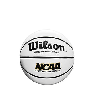 Wilson Ncaa Autograph Basketball, Official - 29.5""