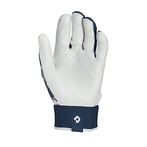 Demarini Digi Camo Ii Batting Gloves, Navy, Medium, Pair
