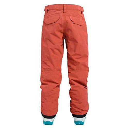 Burton Little Girls Sweetart Pant, Georgia Peach, Large