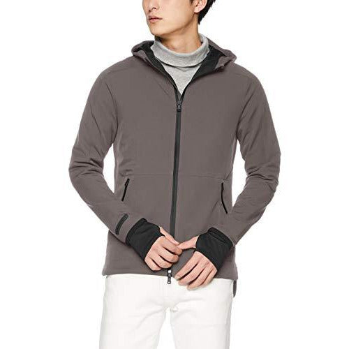 Under Armour Men's Perpetual Full Zip Jacket, Fresh Clay (176)/Fresh Clay, XX-Large