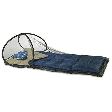 Atwater Carey Mosquito Net Treated With Insect Shield Permethrin Bug Repellent, Pop-Up Screen Ideal For Sleeping Bags