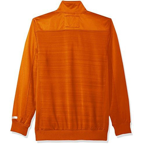 G-Iii Sports By Carl Banks Adult Men Progression Full Zip Track Jacket, Orange, Large