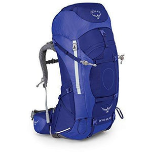 Osprey Packs Women'S Ariel Ag 65 Backpack, Tidal Blue, Small