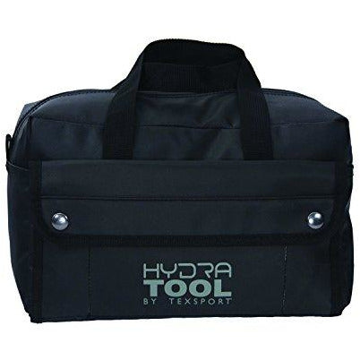 "Texsport Hydra Tool Bag, Black, 10-1/2"" X 6-3/8"" X 7"""