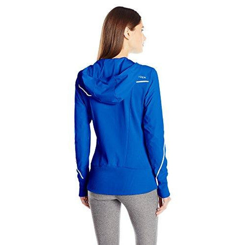Spyder Women's Caydence Full Zip Shell Jacket, X-Large, Bling