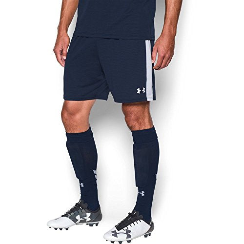 Under Armour Men'S Threadborne Match Shorts, Midnight Navy /White, Xx-Large