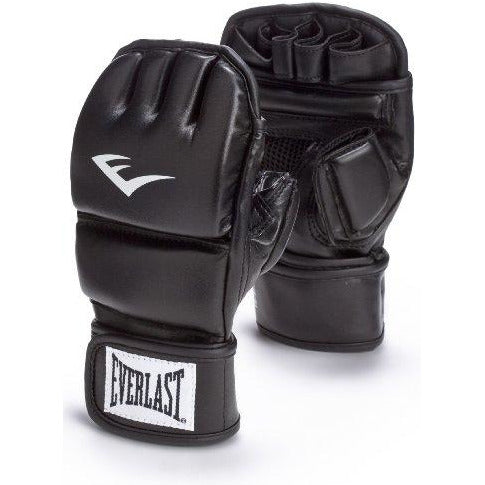 Everlast EverGel Wristwrap Heavy Bag Gloves (Small/Medium)