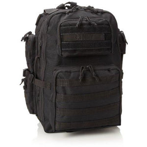TRU-SPEC Tour Of Duty Gunny Backpack, Black, Large