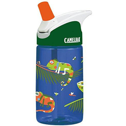 "Camelbak Eddy 0.4-Liter Kids Water Bottle €"" Easy To Use For Kids Kids Big Bite Valve - Spill Proof- Not For Children Under 3 Yea"