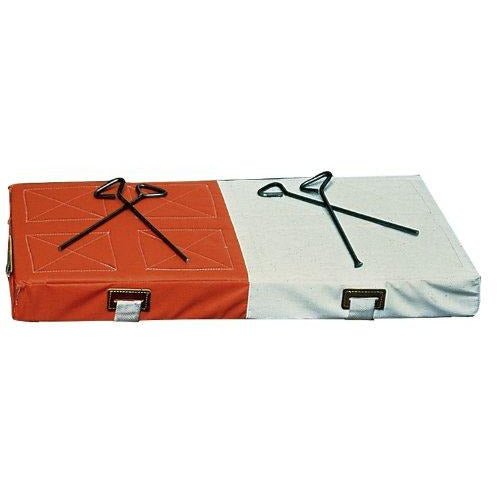 Markwort Double Wide Safety First Base - Men'S Size