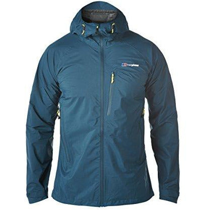 Berghaus Men's Lt Speed Hs Shell Jacket, Large, Reflecting Pond/Reflectingpond