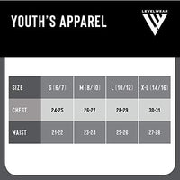 Levelwear Nhl First Issue Youth Tee-Zdeno Chara, Ym, White