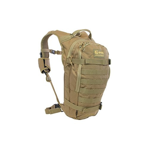 Geigerrig Pressurized Hydration Pack - RIG 700 Tactical - Coyote