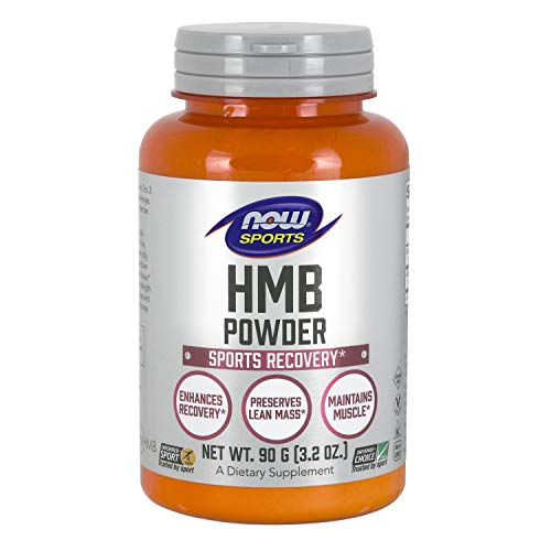 Now Sports Nutrition, Hmb (β-Hydroxy β-Methylbutyrate) Powder, 90 Grams