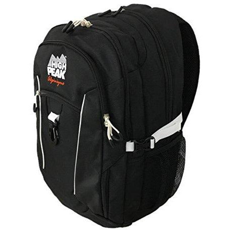 Alpinizmo High Peak Usa Vector 38 Backpack, Black, One Size