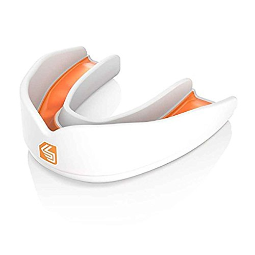 Shock Doctor Youth Ultra Basketball Mouthguard, White