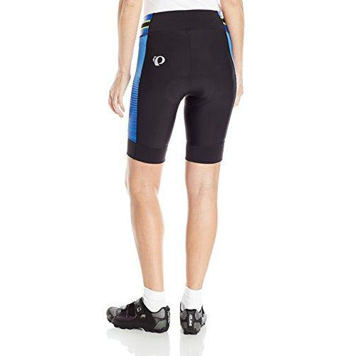 PEARL IZUMI Women's Elite Pursuit Shorts, Dazzling Blue Rush, X-Small