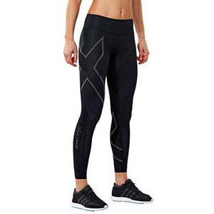 2Xu Women'S Mcs Run Compression Tights (Black/Nero, X-Large)