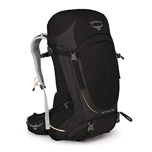 Osprey Packs Sirrus 36 Women'S Hiking Backpack, Black, X-Small/Small