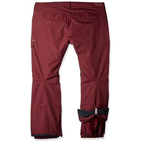 Burton Women's Gloria Pant Insulated Snowboarding Pant, Port Royal, X-Small