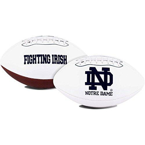 NCAA Signature Series College-Size Football, Notre Dame Fighting Irish