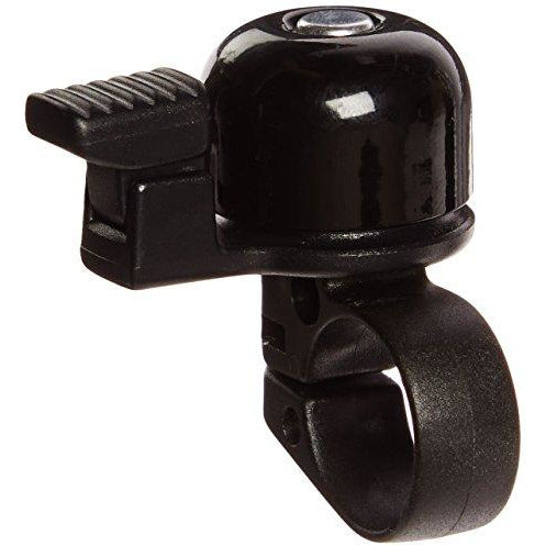 Mirrycle Incredibell Bellini Bicycle Bell (Black)
