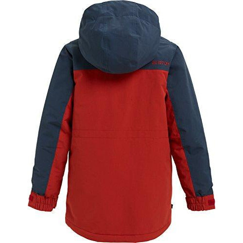 Burton Little Boys Covert Jacket, Bitter/Mood Indigo, Large