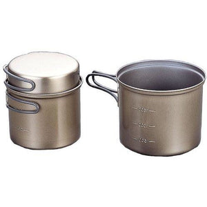 Evernew Titanium Ns Deep Pot Handle, 1.4 L