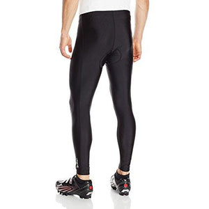 Canari Cyclewear Men'S Pro Elite Tight Cycling Compression Tights, Small, Black