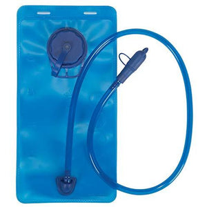 Stansport 2 Liter Hydration Bladder Water Reservoir With Drink Tube And Bite Valve