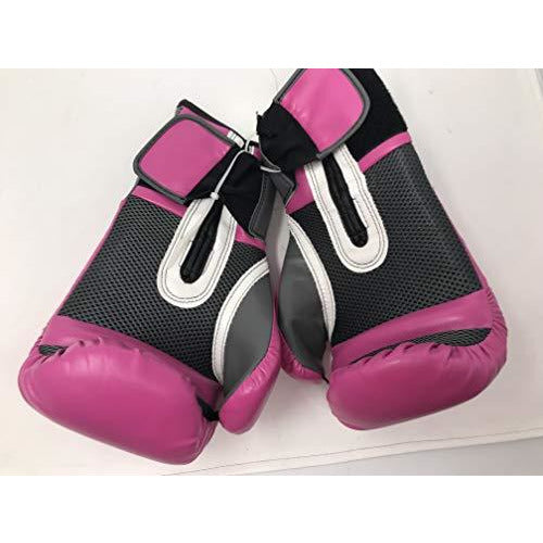 Everlast PRO Style Elite Training Gloves Pink 12 Ounces