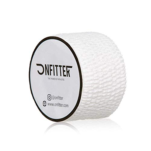 Onfitter Crossfit Tape Ideal for Weightlifting - Hook Grip - Boxing - Gymnastics - Will Always Protect Your Fingers and Thumbs from Cuts and Tears - Thumb Tape with Premium Adhesive Pack 3