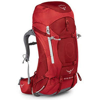 Osprey Packs Women'S Ariel Ag 55 Backpack, Picante Red, X-Small