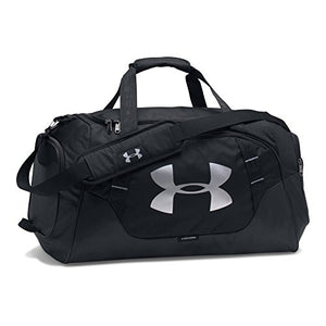 Under Armour Undeniable Duffle 3.0 Gym Bag, Black (003),