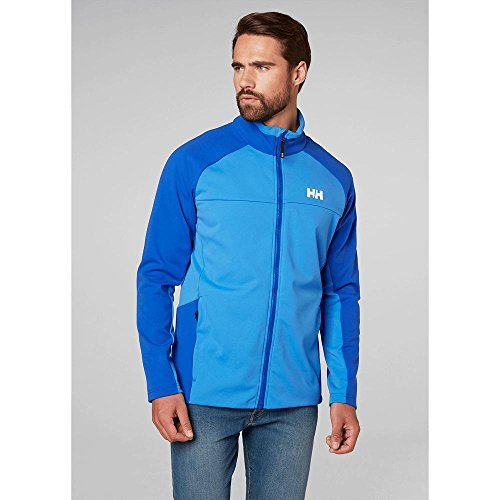 Helly Hansen Men's Racer Fleece Jacket, Blue Water, Small