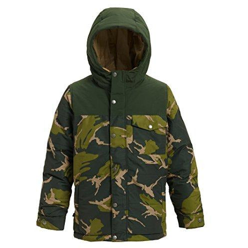 Burton Boys Barnone Jacket, X-Large, MTN Camo/Resin