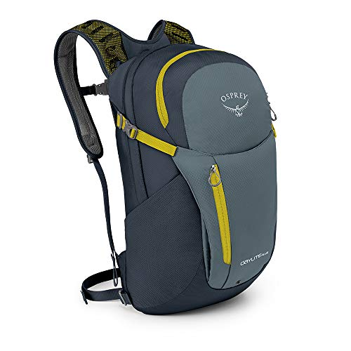 Osprey Packs Daylite Plus Daypack, Stone Grey, One Size