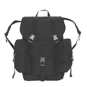 Fox Outdoor Products Dakota Backpack, Black