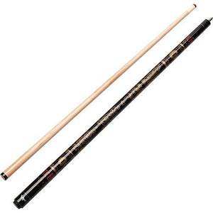 "Viper Underground 58"" 2-Piece Billiard/Pool Cue, Celtic Blood, 21 Ounce"