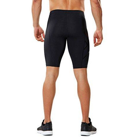2XU Men's Core Compression Shorts, Black/Nero, Small