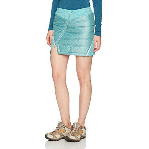 Spyder Women's Solitude Insulated Mini Skirt, Baltic, Size 6