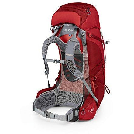 Osprey Packs Women'S Ariel Ag 65 Backpack, Picante Red, Small