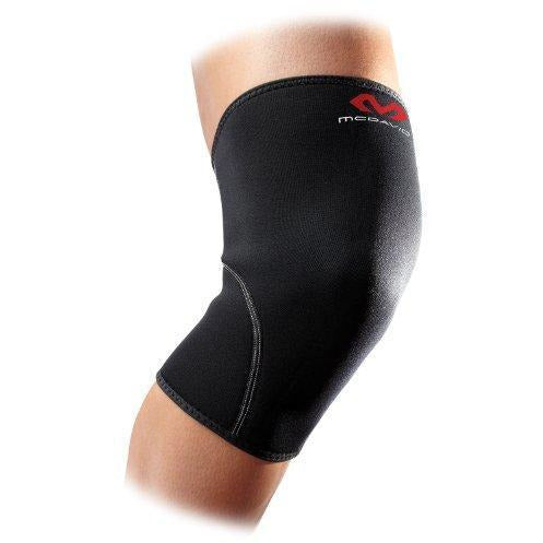 McDavid 401 Neoprene Knee Support (Black, Large)