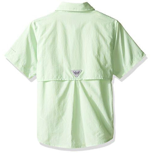 Columbia Boys PFG Bahama Short Sleeve Shirt , Key West, X-Large,Big Boys